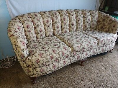 Antique  UPHOLSTERED SOFA