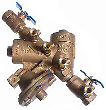 "Wilkins 3/4"" Rpz Backflow Preventer"