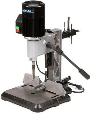 1/2 HP Bench Top Mortising Machine Mortiser Woodworking Mortise Tenon Joints
