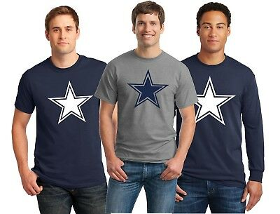Dallas Cowboys T Shirt - Long Sleeve Tees - Sweat Shirts