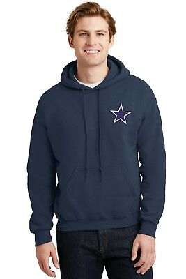 Dallas Cowboys   Sweat Shirts and Hoodies - Embroidered