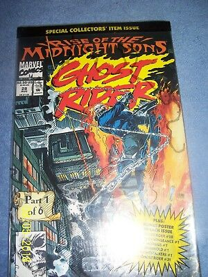 Rise Of The Midnight Sons Part 1 Factory Sealed / Poster Nm - Movie Soon