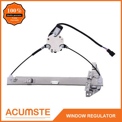 Window Regulator with Motor Rear Left for 2006-13 Chevy Impala