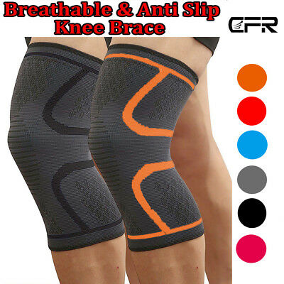 Magnetic Patella Knee Strap Support Tendon Brace Relieve Pain Running Sports AM