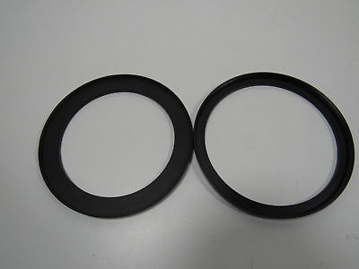 Fotodiox Metal Step Up Ring Filter Adapter, Anodized Black Alumi (H149813)