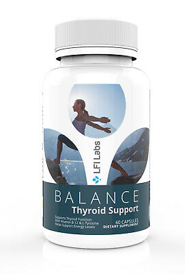 BALANCE Thyroid Support | Weight loss Complex With Iodine, Ashwagandha, Selenium
