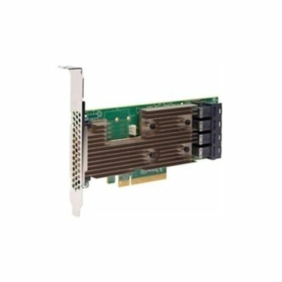 Lsi Logic Controller Card 05-25703-00 9305-16I 16-Port Sas 12Gb/s Pci-Express 3.