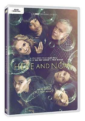 HERE AND NOW - The Complete First Season (4-Disc) DVD Set + Digital HD