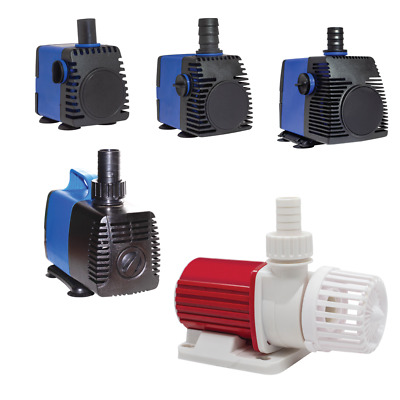 160-4200 GPH Submersible Water Pump Aquarium Fish Pond Hydroponics