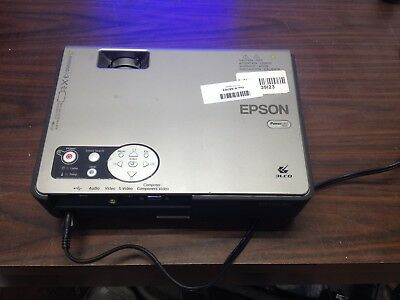 4x Epson EMP-760 PowerLite 760c LCD Projector 1106 HRS