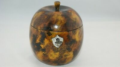 Fruit Tea Caddy