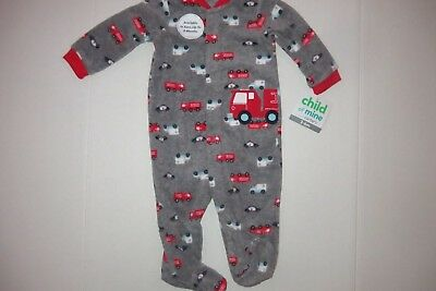 ca1b6dce5f NEW Carter s Child Of Mine Baby fBoys Size 3-6 months Vehicles Blanket  Sleeper