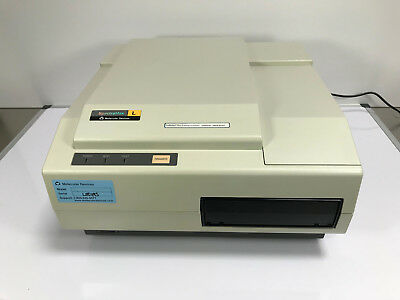 Molecular Devices Spectramax L Microplate Reader - Flash and Glow Luminometer