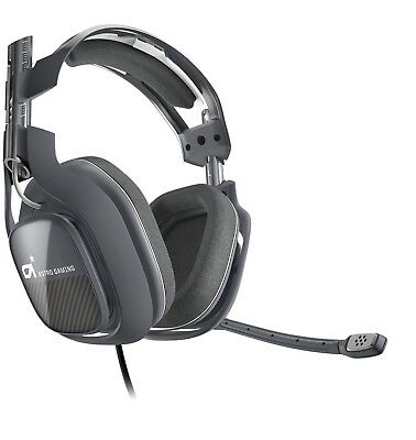 Astro Gaming A40 Headset Wired Pro Gaming Headset Xbox PS4 PS3 PC Mac - Grey