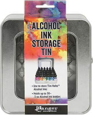Alcohol Ink Storage Tin - Tim Holtz - Ranger