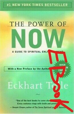 (PDF) The Power of Now: A Guide to Spiritual Enlightenment by Eckhart Tolle