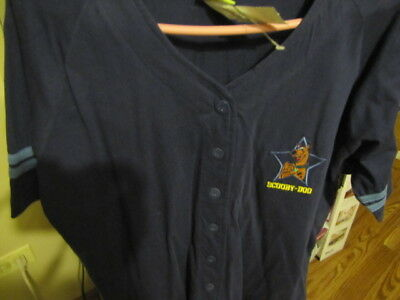 Scooby doo Baseball Shirt new ( Scooby-Doo) size M new cute NWT Licensed new