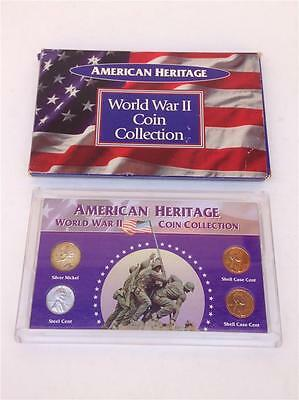 American Heritage World War II Coin Collection