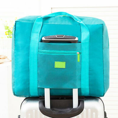 Foldable Waterproof Clothes Organizer Pouch Storage Suitcase Luggage Travel Bag