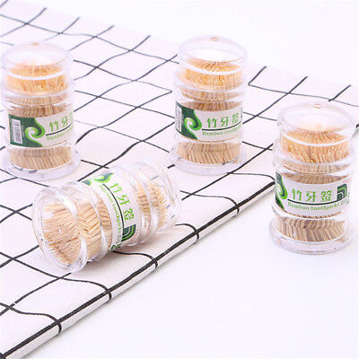 Disposable Wood Dental Natural Bamboo Toothpick For Home Hotel FavorsPB