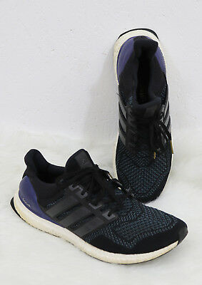 f8cc68bb3 ADIDAS ULTRA BOOST 1.0 OG Black Purple Gold Size Used Worn Size 12 ...