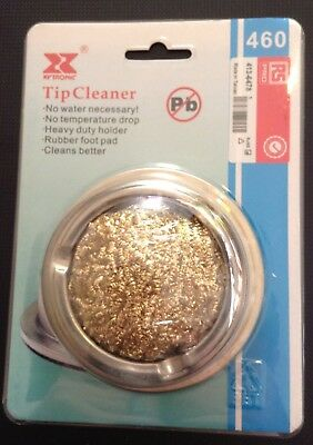 Xytronic Soldering Iron Tip Cleaner.