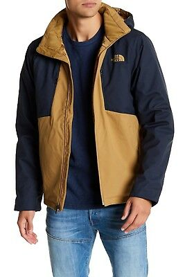 dca382e63 THE NORTH FACE Men's Apex Elevation Insulated Jacket Dijon Brown L XL XXL  $199