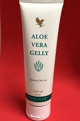 Forever Living Aloe Vera Gelly Soothing Clear Gel 118mle