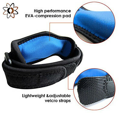 Tennis Elbow Support Strap with EVA Compression Pad from official ionocore®
