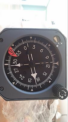 Sperry Gyrosyn Indicator P/N 2588381-902 With FAA Paperwork
