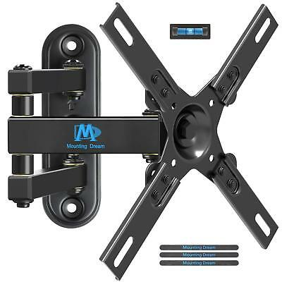 Mounting Dream MD2463-L TV Wall Mount Monitor Bracket with Full Motion Ar... New