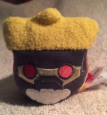 Disney Marvel Mini Tsum Tsum Star Lord From Guardians Of The Galaxy