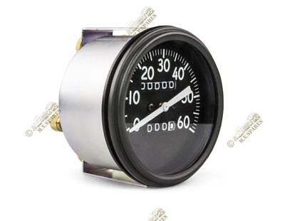 Speedometer Wwii Willys Mb Ford Gpw Gpa