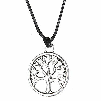 TREE OF LIFE Mystical pendant necklace PROTECTION Adjustable  Formally BLESSED