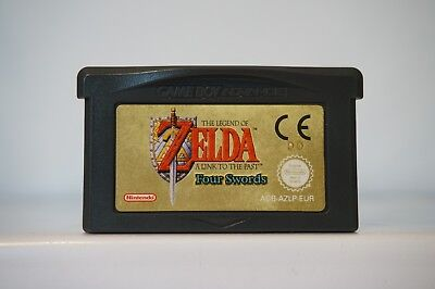The Legend Zelda Link The Past Four Swords nintendo GameBoy Advance Game Boy GBA