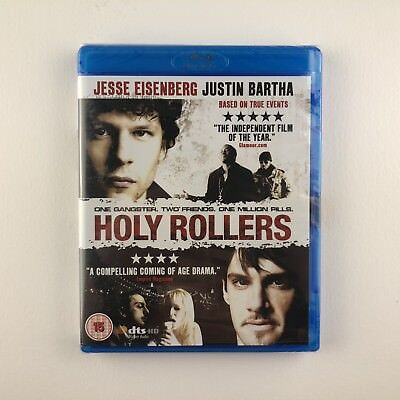 Holy Rollers (Blu-ray, 2011) *New & Sealed*