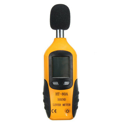 XINSITE Digital Sound Pressure tester Level Meter Decibel Noise Measurement V8M3