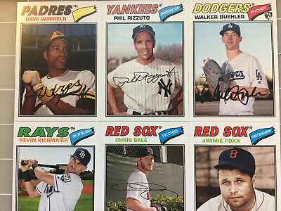 2018 Topps Archives 1977 Singles 101-200 Complete Your Set Pick Your Cards