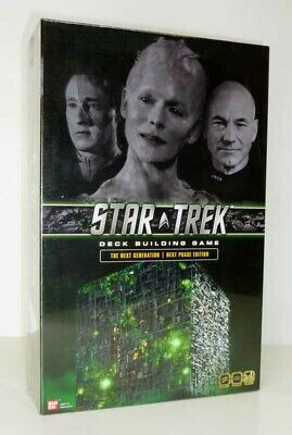 Star Trek Deck Builing Game - Next Generation / Next Phase Edition - Englisch