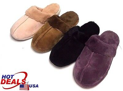 Woman Winter Warm Sandal House Indoor Cotton Slippers Home Anti-slip Shoes Soft