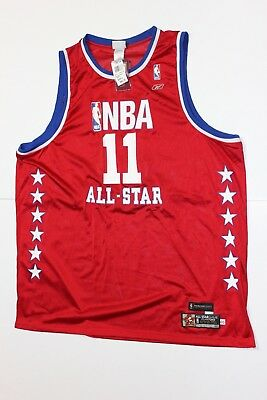 ... closeout rare yao ming all star game houston rockets 11 nba reebok  jersey size 4xl 60 bd770718f