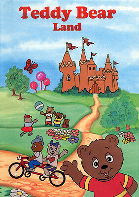Teddy Bear Land Personalized Children's Book By SoniaMcD