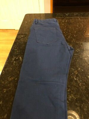 Gap Kids Boys 18 Slim Blue Dyed JeanS, NWT