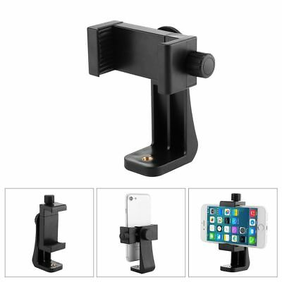 360° Tripod Self Stick Clip Clamp Holder Bracket Mount Adapter For Cell Phone