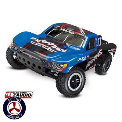 Traxxas Slash 1/10 2WD Short Course Racing Truck with TQ 2.4GHz Radio System and