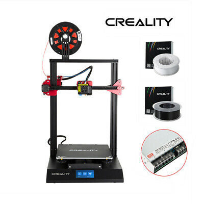2nd Generation Creality CR-X 3D Printer Dual-Extruder Dual-Color Touch Screen