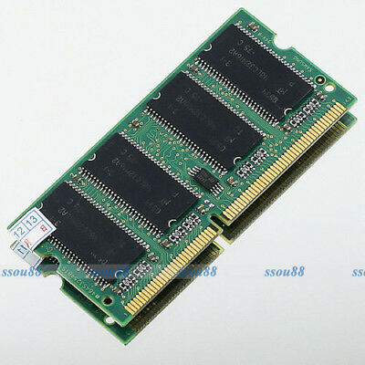 1x 2x 4x 512MB PC133 133Mhz SDRAM 144pin 133 Sodimm Speicher laptop Notebook RAM