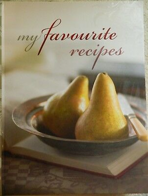 My Favourite Recipes Spiral Bound Save Your Favourite Recipes + 20 Classics New