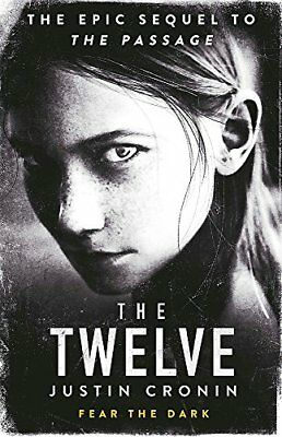 The Twelve (Passage Trilogy 2) by Justin Cronin New Paperback Book