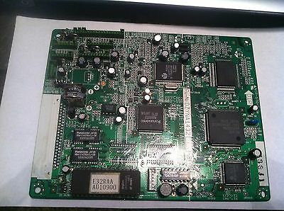 Fax Machine Parts - PC Board Assmebly - DZYNB1432 - with MANY IC Microchips
